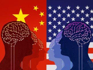 IA China e Estados Unidos