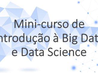 Mini-Curso de Introdução à Big Data e Data Science